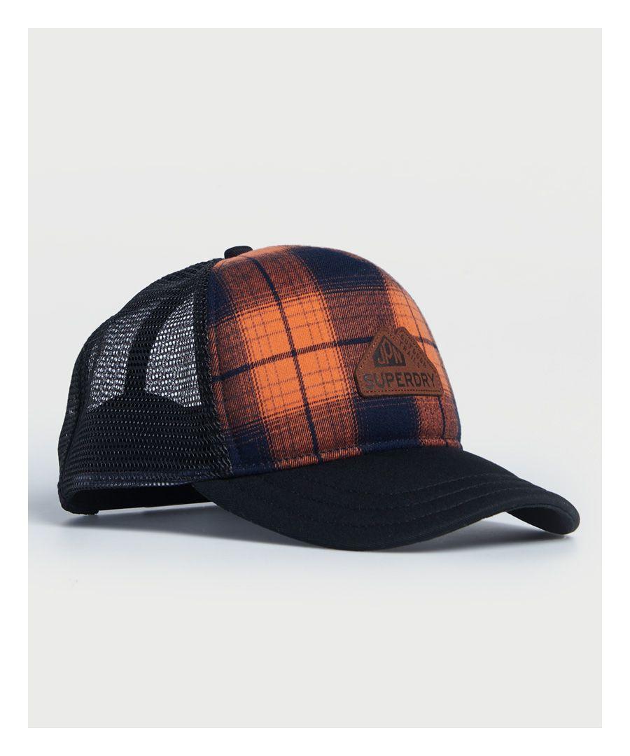 Image for Superdry Vermont Trucker Cap
