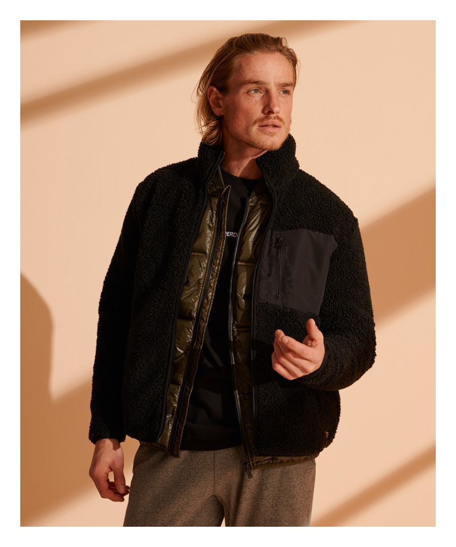 Image for Superdry NYC Sherpa Jacket