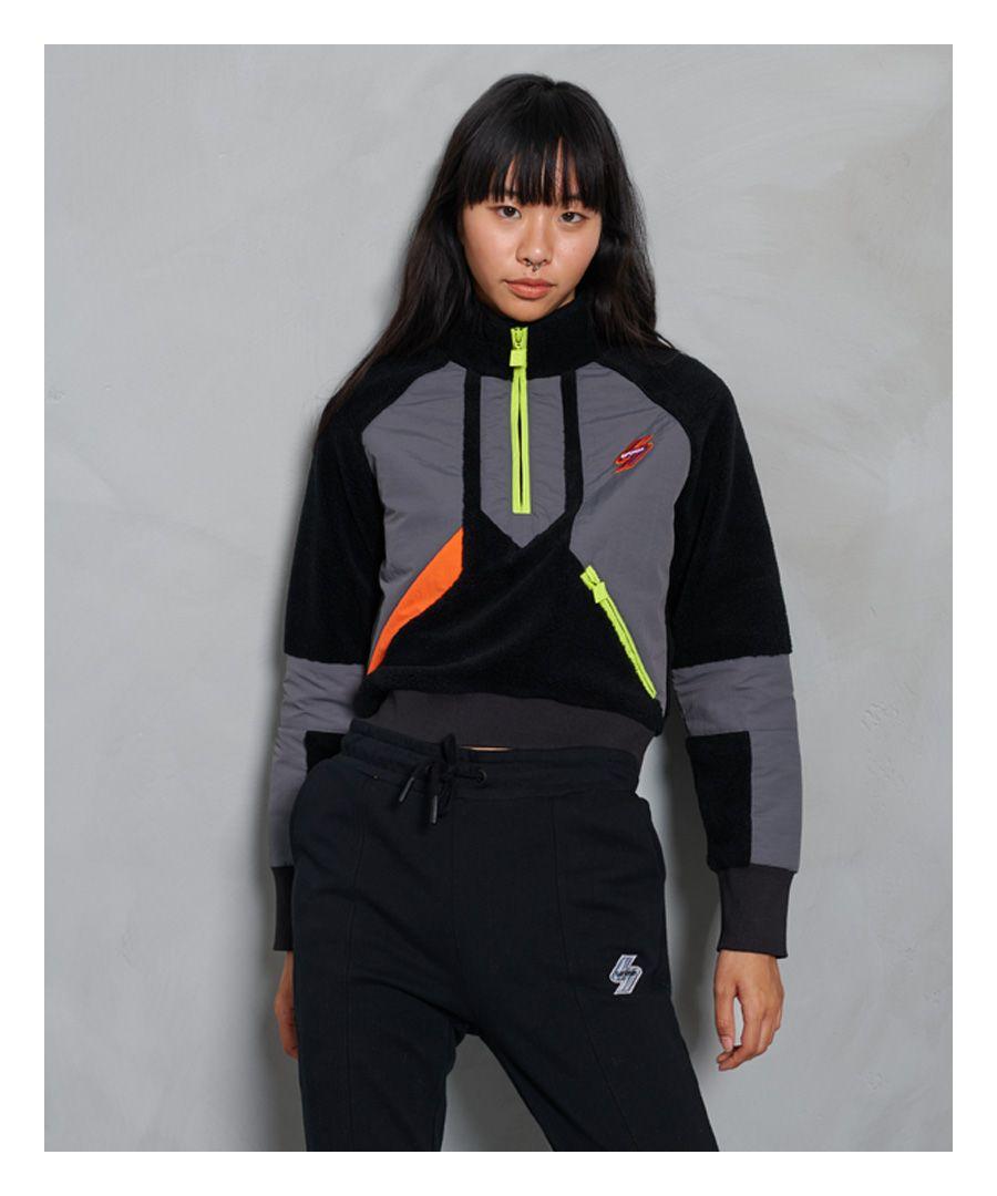 Image for Superdry Sportstyle Energy Funnel Sweatshirt