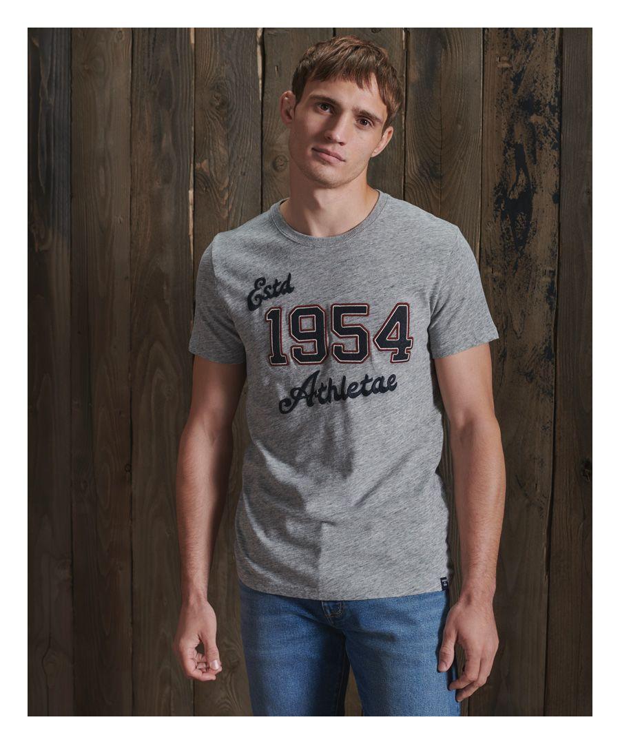 Image for Superdry Vintage Applique T-Shirt