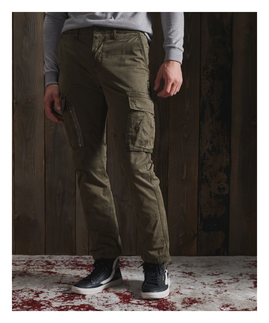 Image for Superdry Recruit Grip 2.0 Trousers