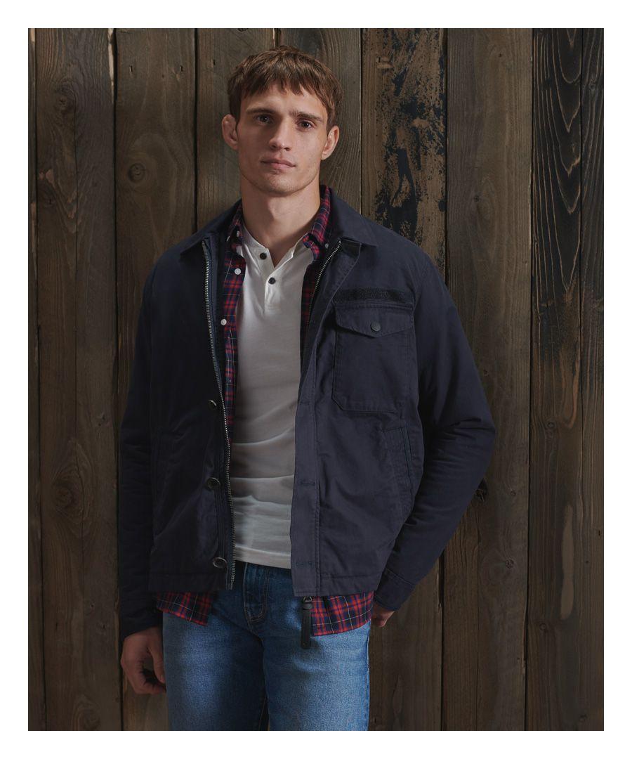 Image for Superdry Field Deck Jacket