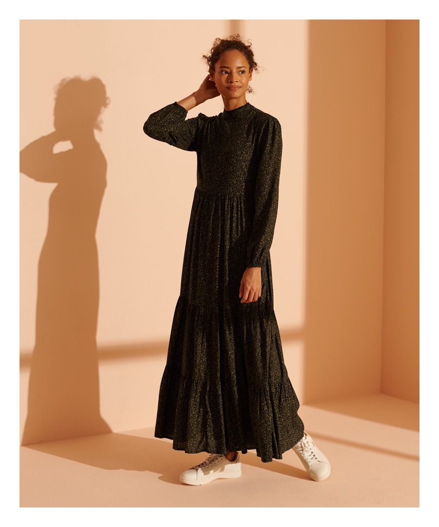 Image for Superdry Skylar Maxi Dress