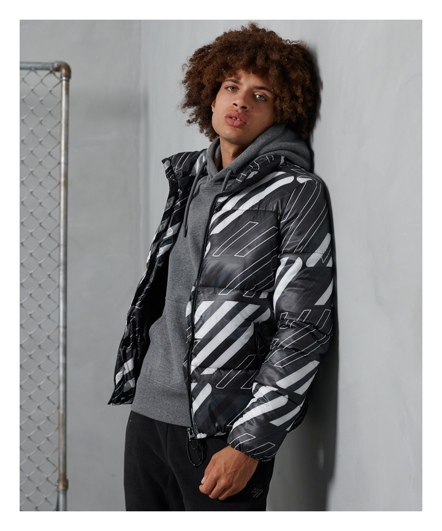 Image for Superdry Sportstyle Puffer Jacket