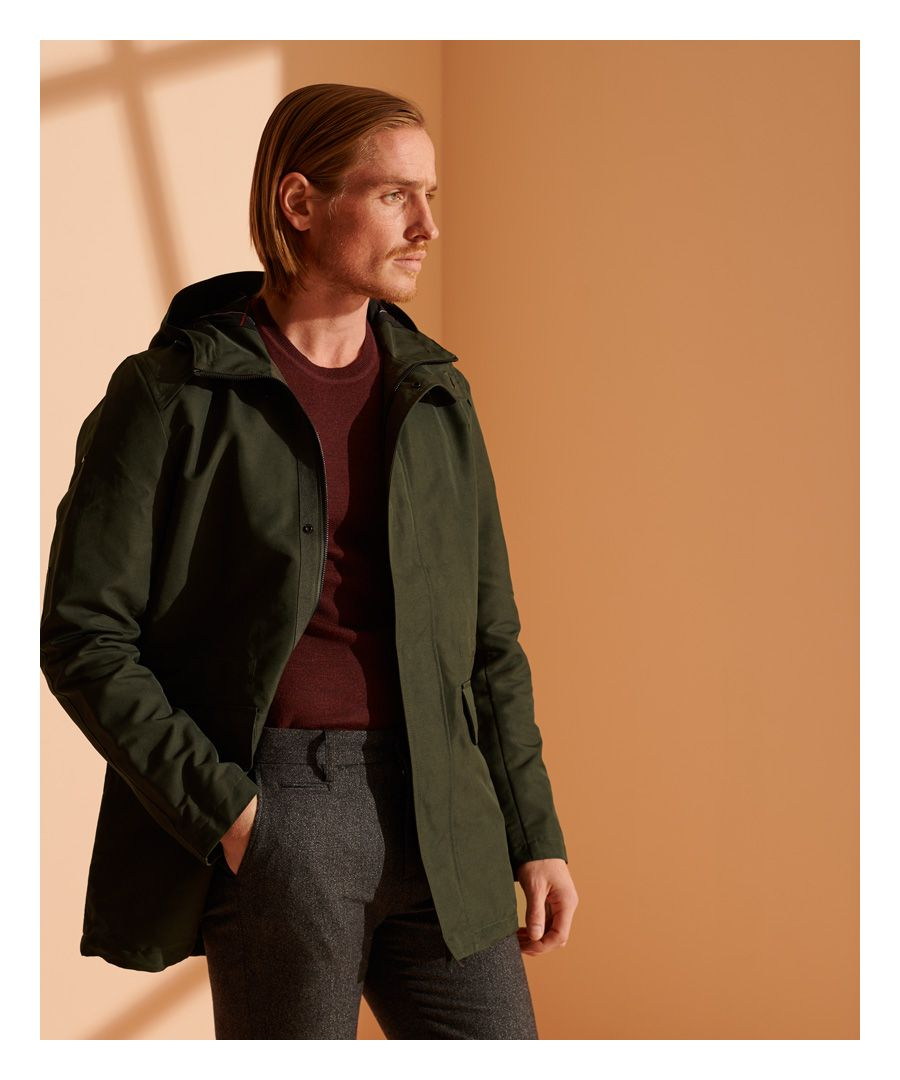 Image for Superdry Iconic Parka Jacket