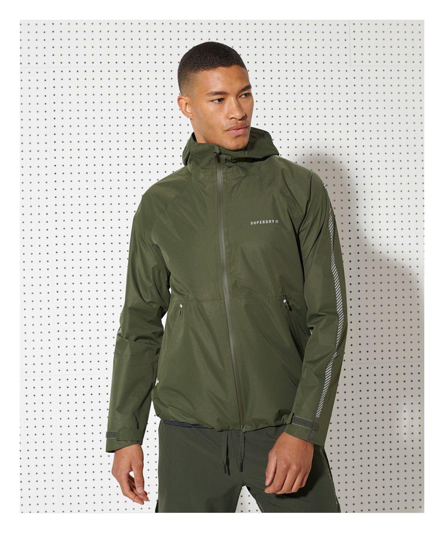 Image for Sport Run Waterproof Jacket