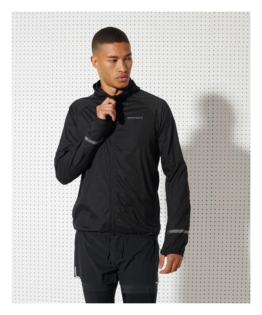 Image for Sport Run Lightweight Wind Shell Jacket