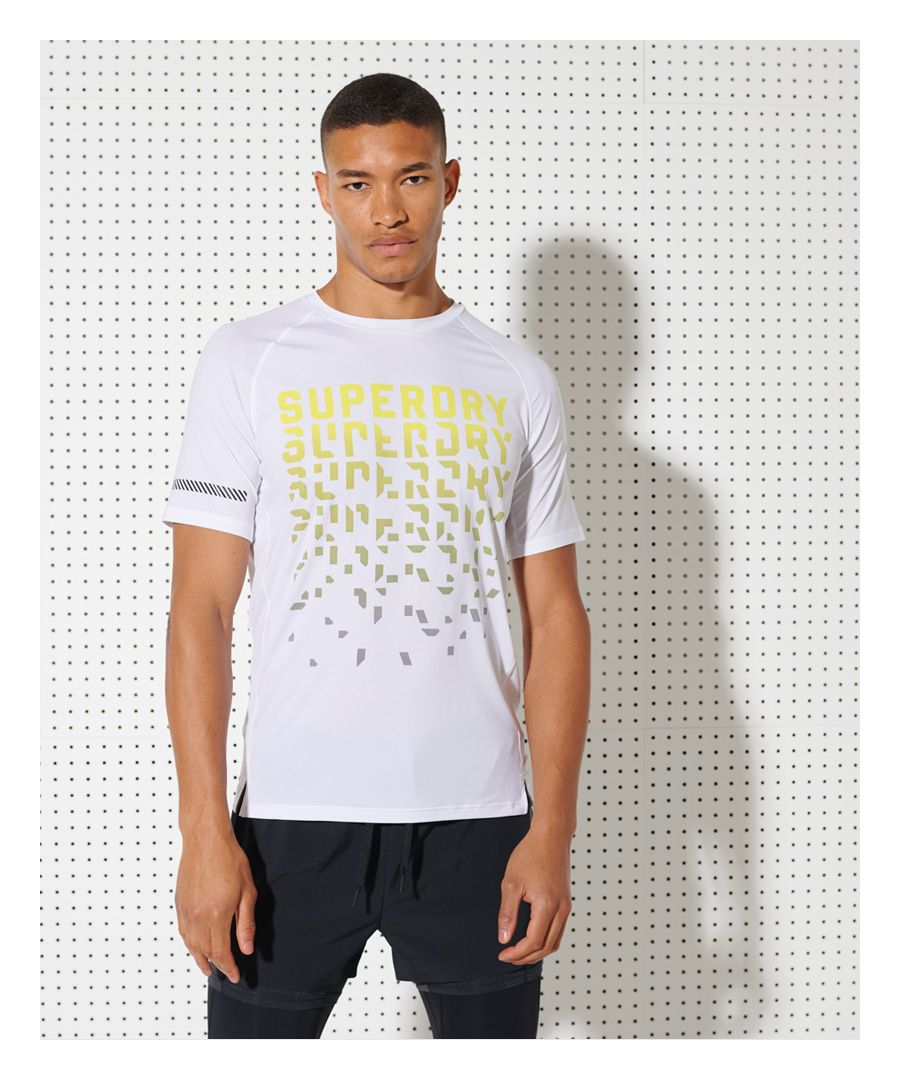 Image for Sport Run Graphic Cooling T-Shirt