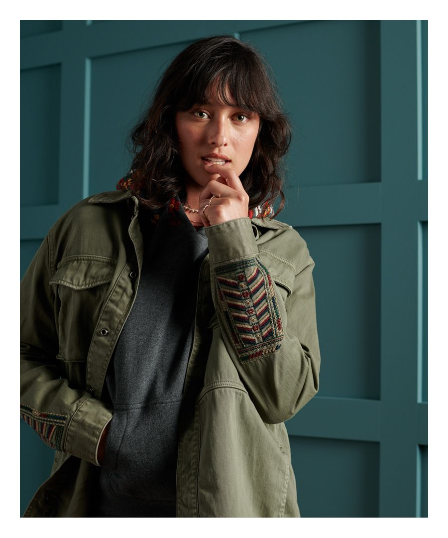 Image for Superdry Boho Rookie Shaket
