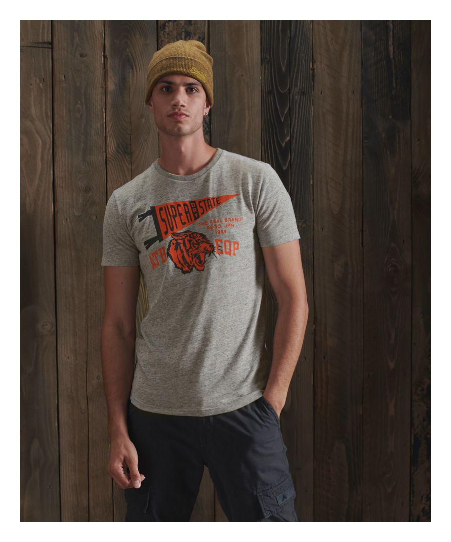 Image for Superdry Mascot Varsity T-Shirt