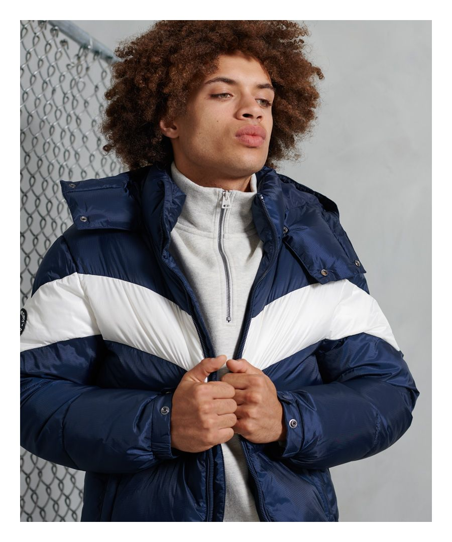 Image for Superdry Stratus Padded Jacket