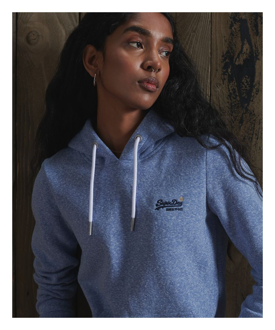 Image for Superdry Orange Label Overhead Hoodie