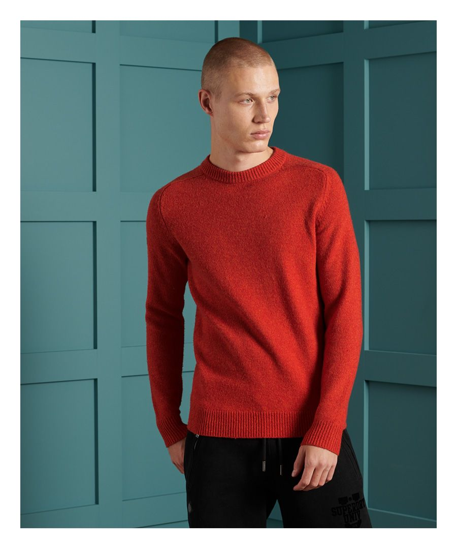 Image for Superdry Harlo Crew Jumper