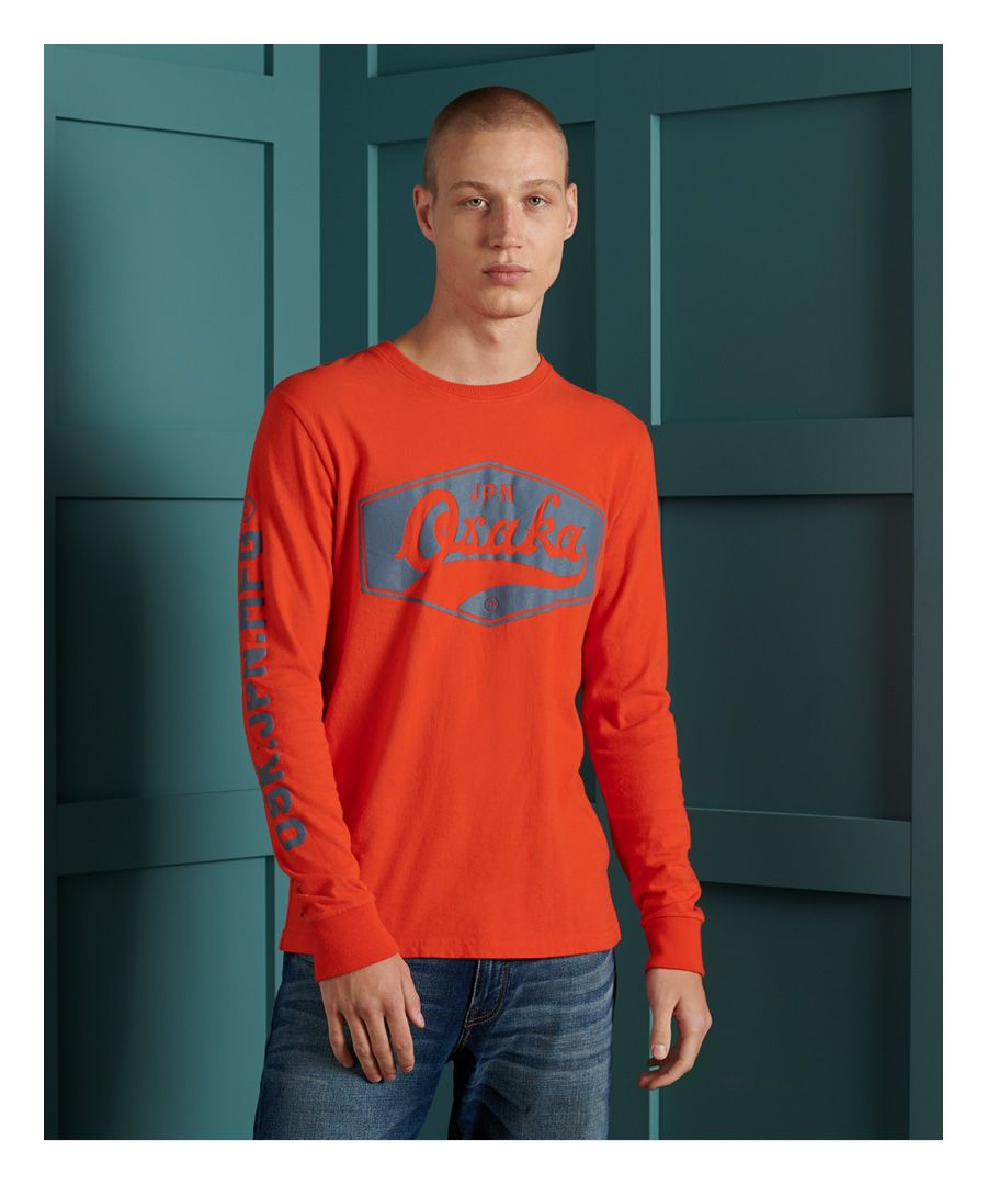 Image for Superdry Modern Workwear Long Sleeve Top