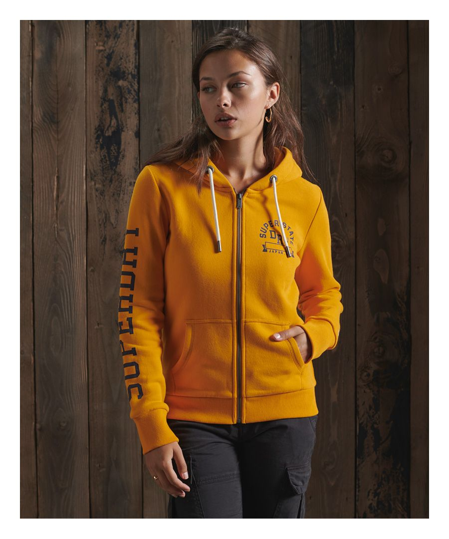 Image for Superdry Track & Field Classic Zip hoodie