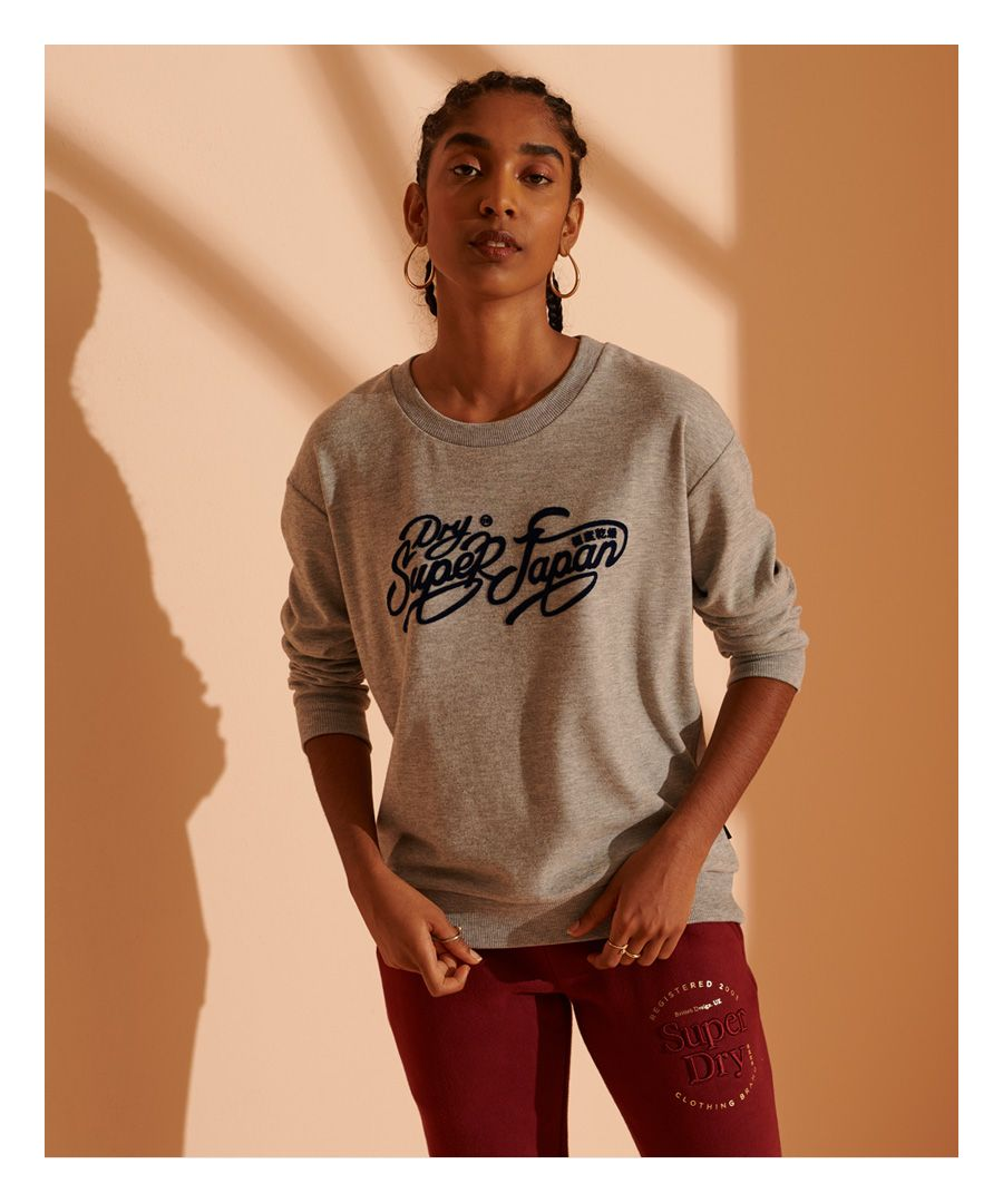 Image for Superdry Supersoft Graphic Top