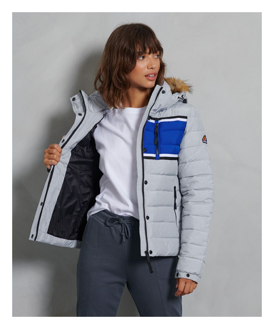 Image for Superdry Classic Faux Fur Fuji Jacket