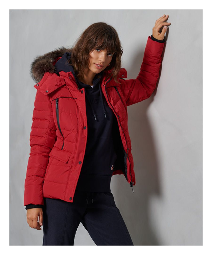Image for Superdry Glacier Padded Jacket