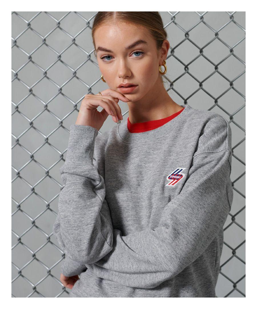 Image for Superdry Sportstyle Crew Sweatshirt