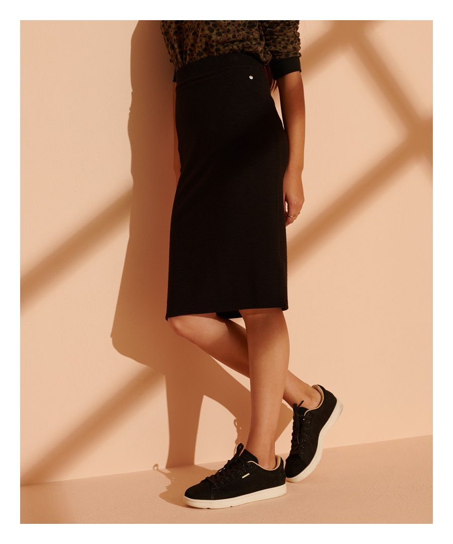 Image for Superdry Ottoman Pencil Skirt