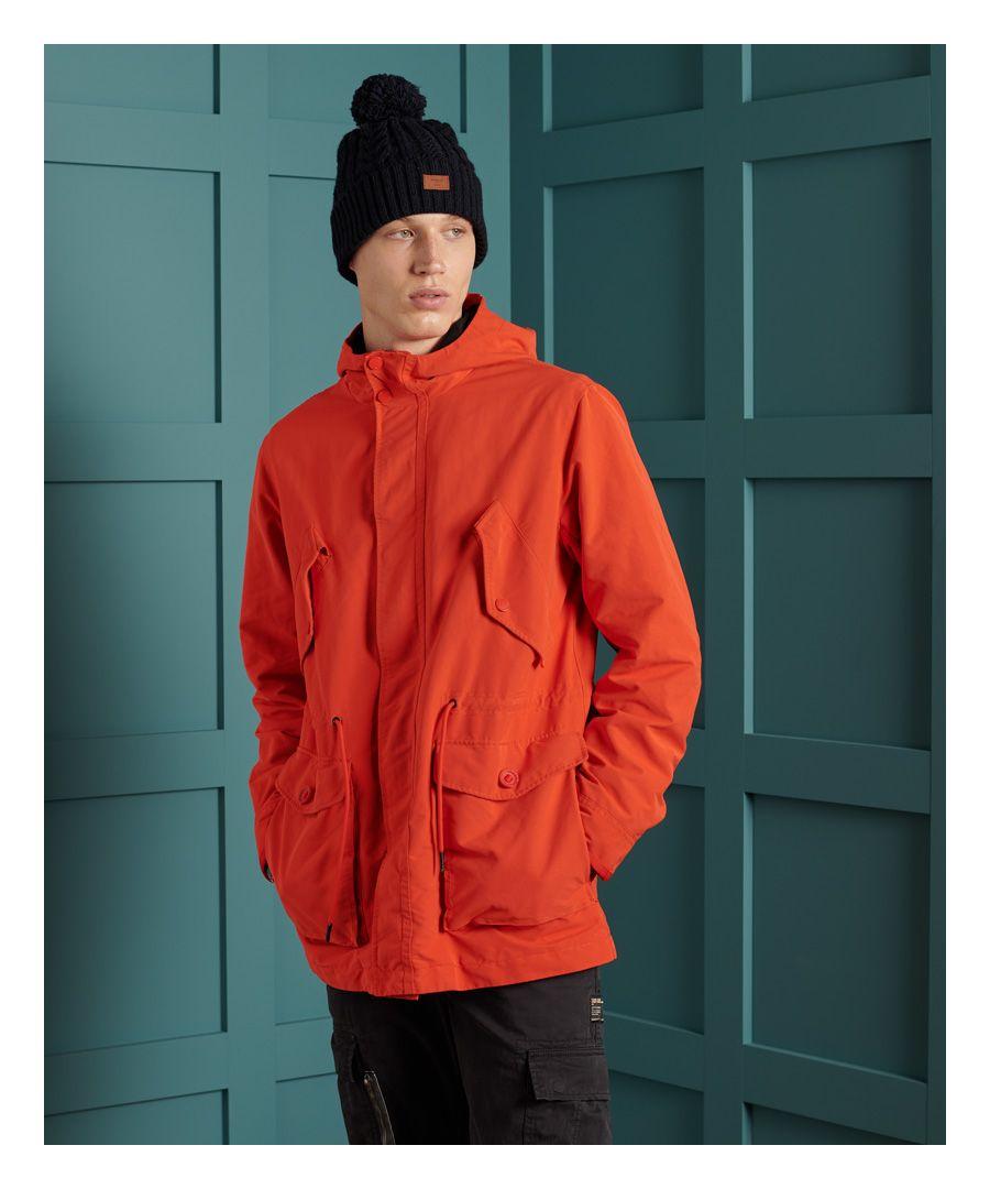 Image for Superdry Field Parka Jacket