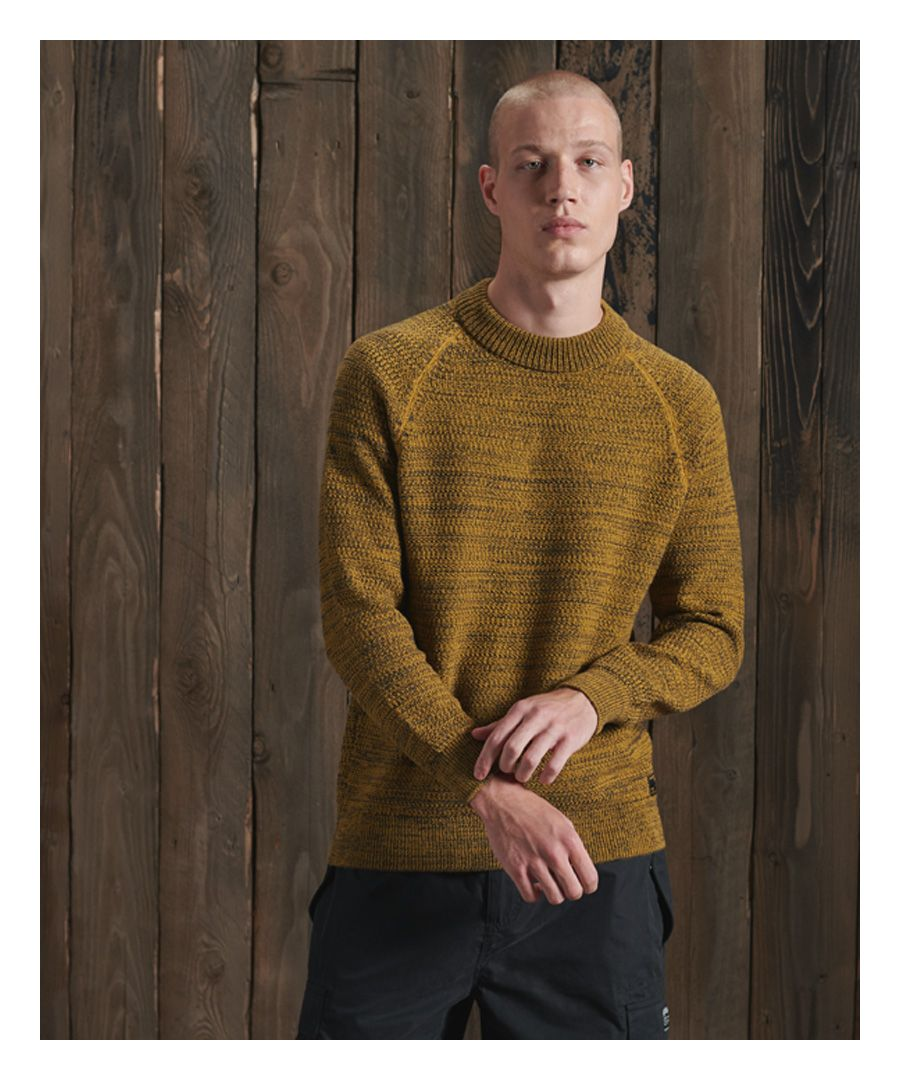 Image for Superdry Keystone Crew Knitted Jumper
