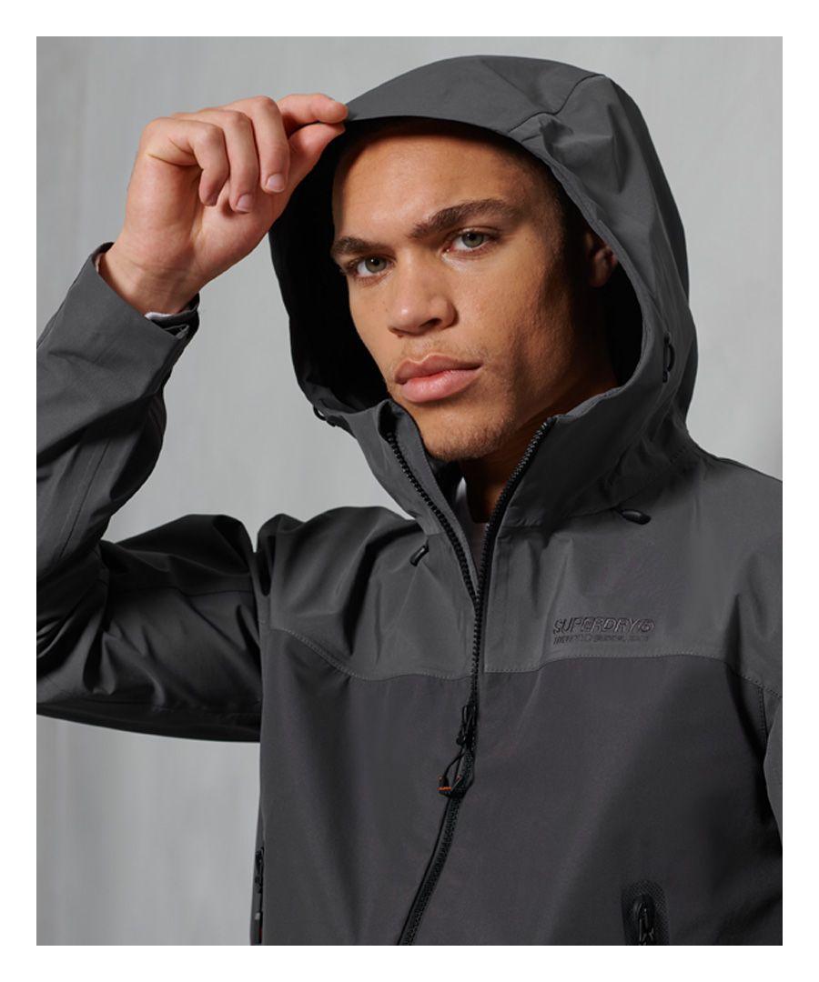 Image for Superdry Hydrogen Waterproof Jacket