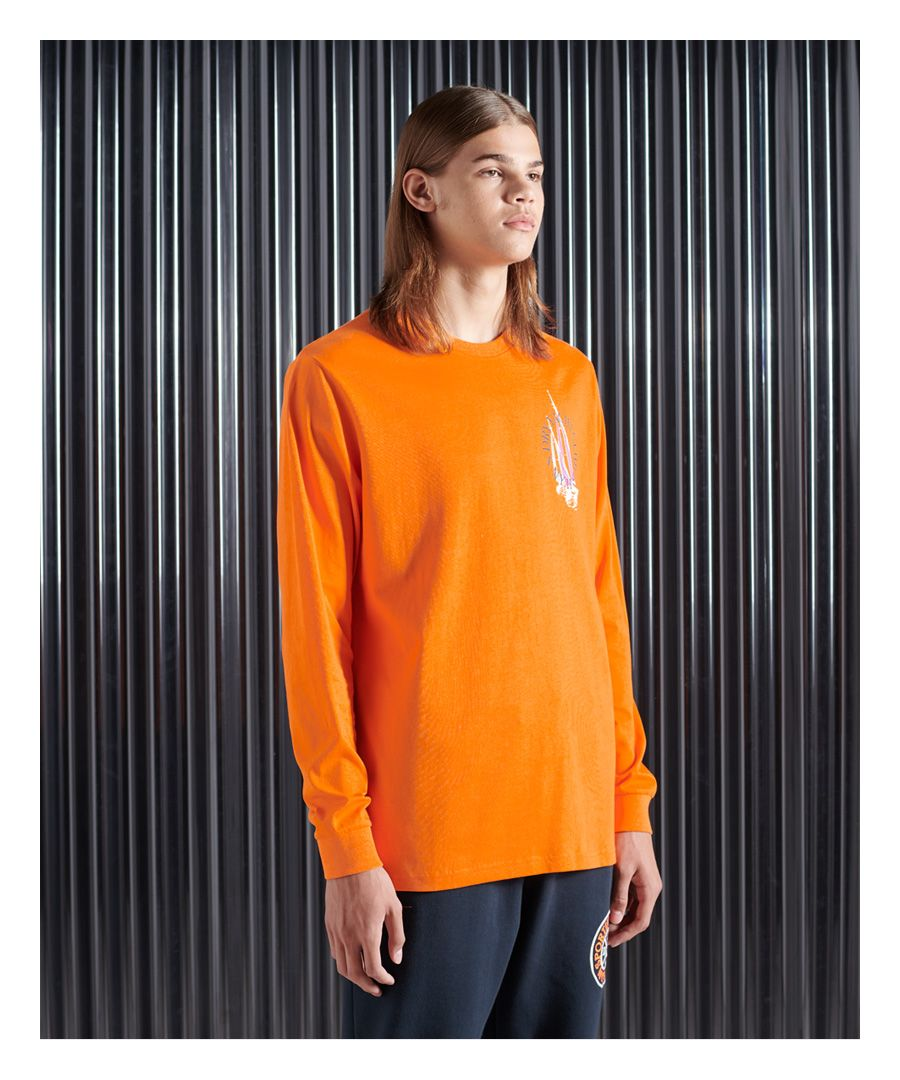 Image for Superdry Yacht Prep Long Sleeve Top