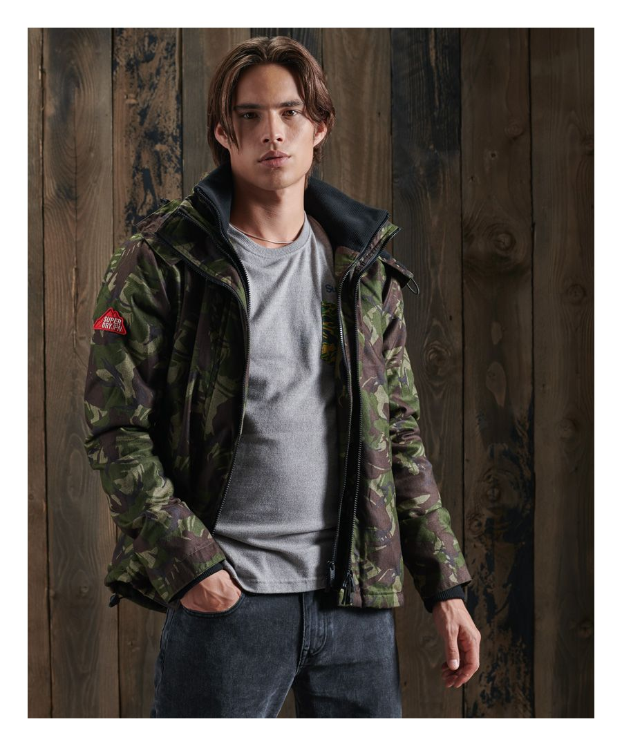Image for Superdry Ottoman Arctic SD-Windcheater Jacket