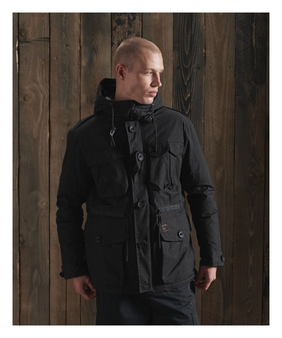 Image for Superdry Squadron Parka