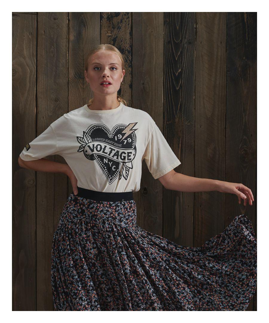 Image for Superdry Live Gig T-Shirt