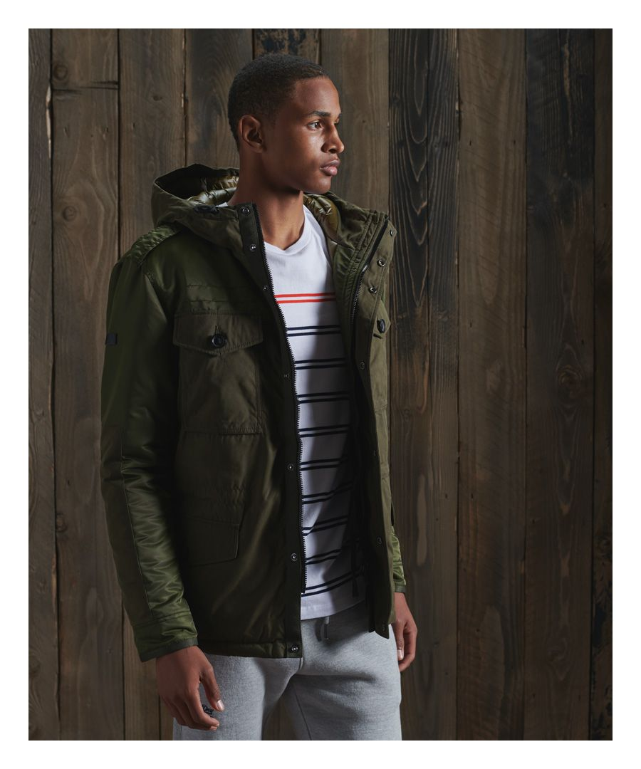 Image for Superdry Corporal Field Jacket