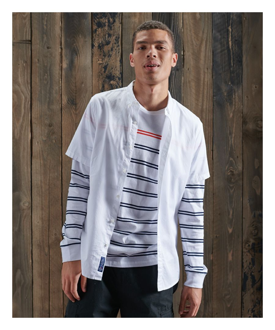 Image for Superdry Classic Twill Lite Shirt