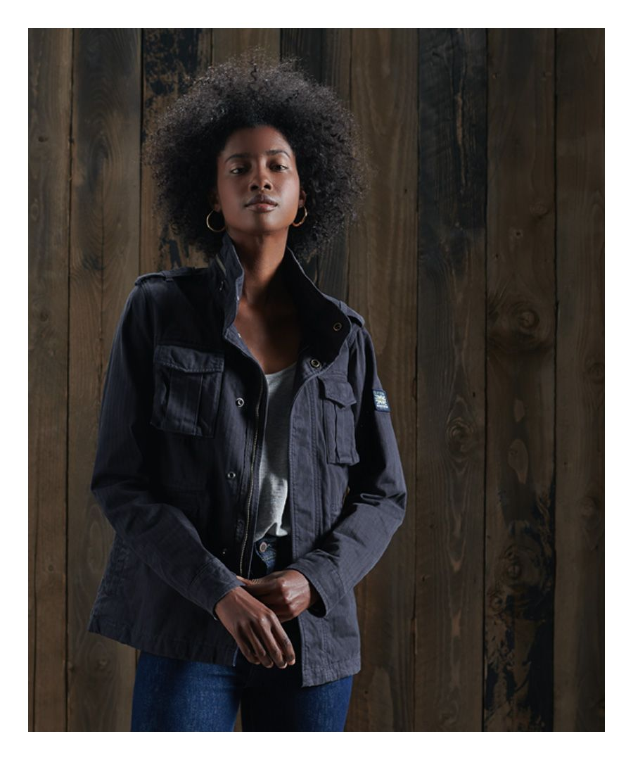 Image for Superdry Camari Rookie Jacket