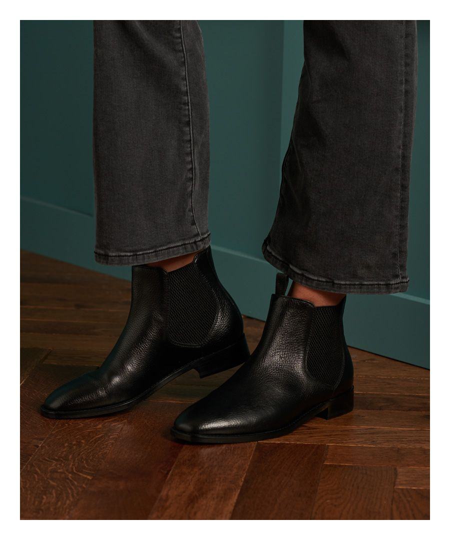 Image for Superdry Founder Chelsea Boots