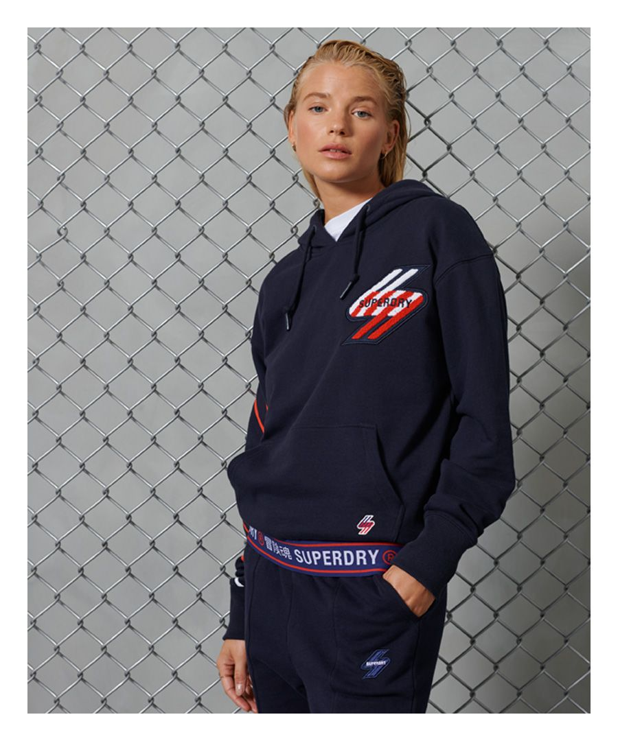 Image for Superdry Sportstyle Graphic Hoodie