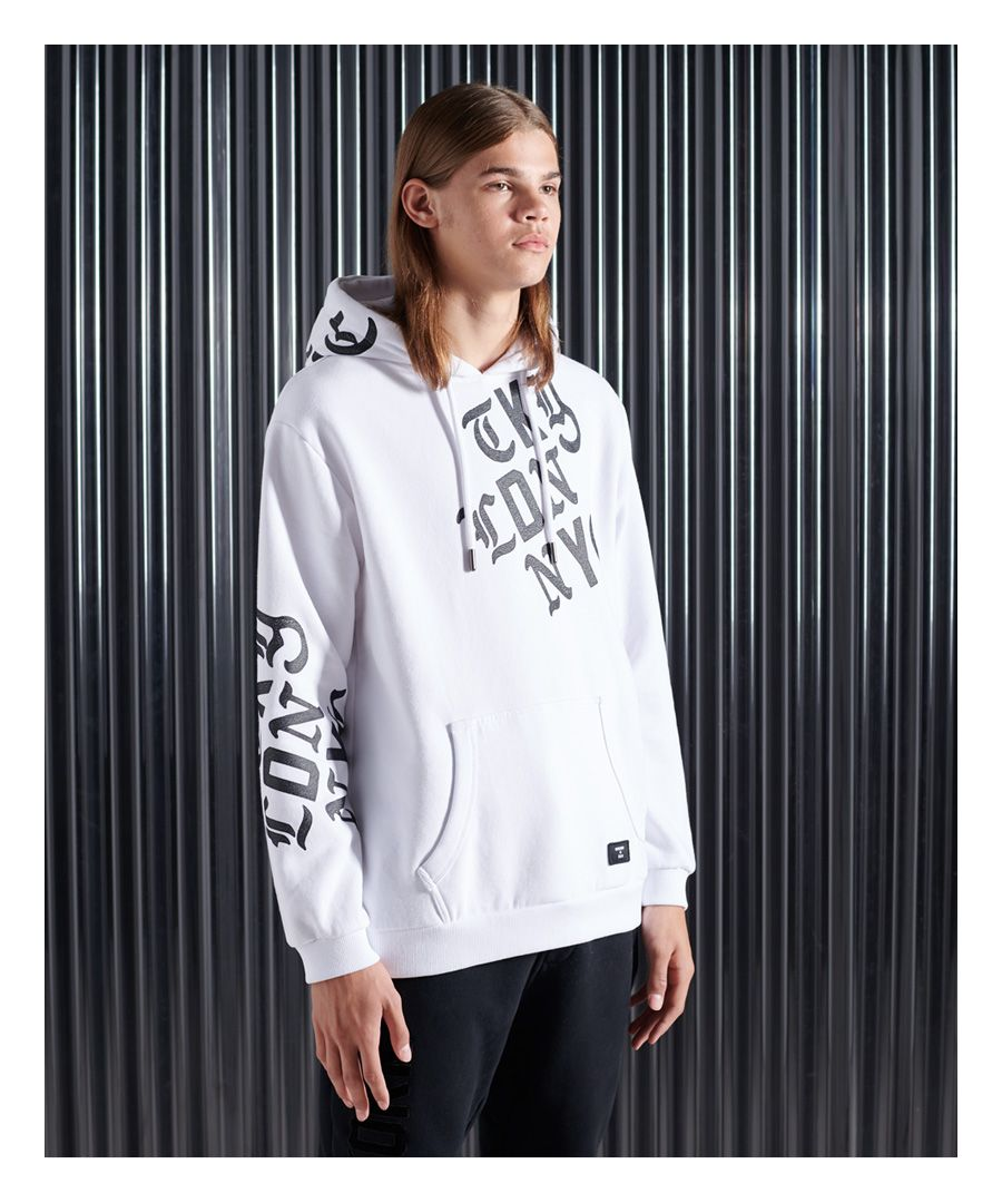 Image for Superdry Mono Urban Hoodie
