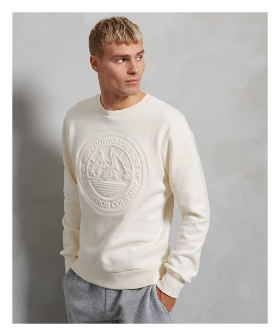 Image for Superdry Everest Crew Sweatshirt