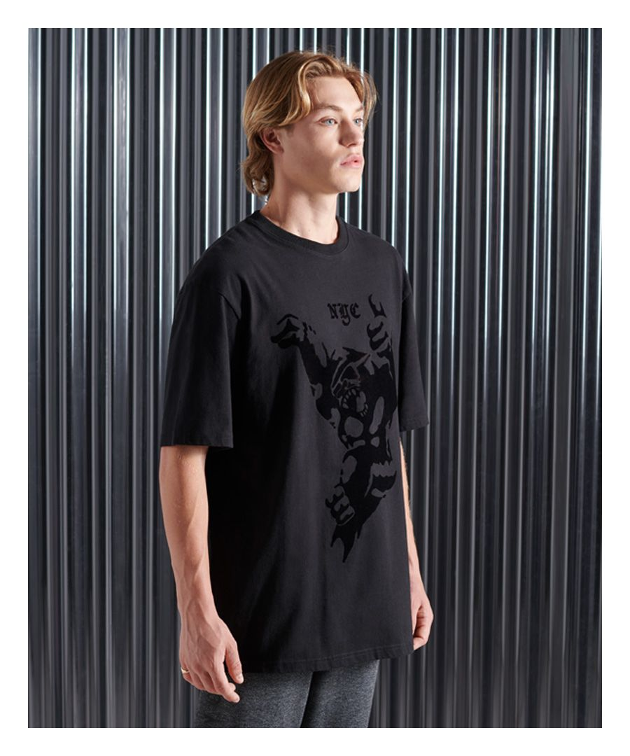 Image for Superdry Mono Urban NYC T-Shirt