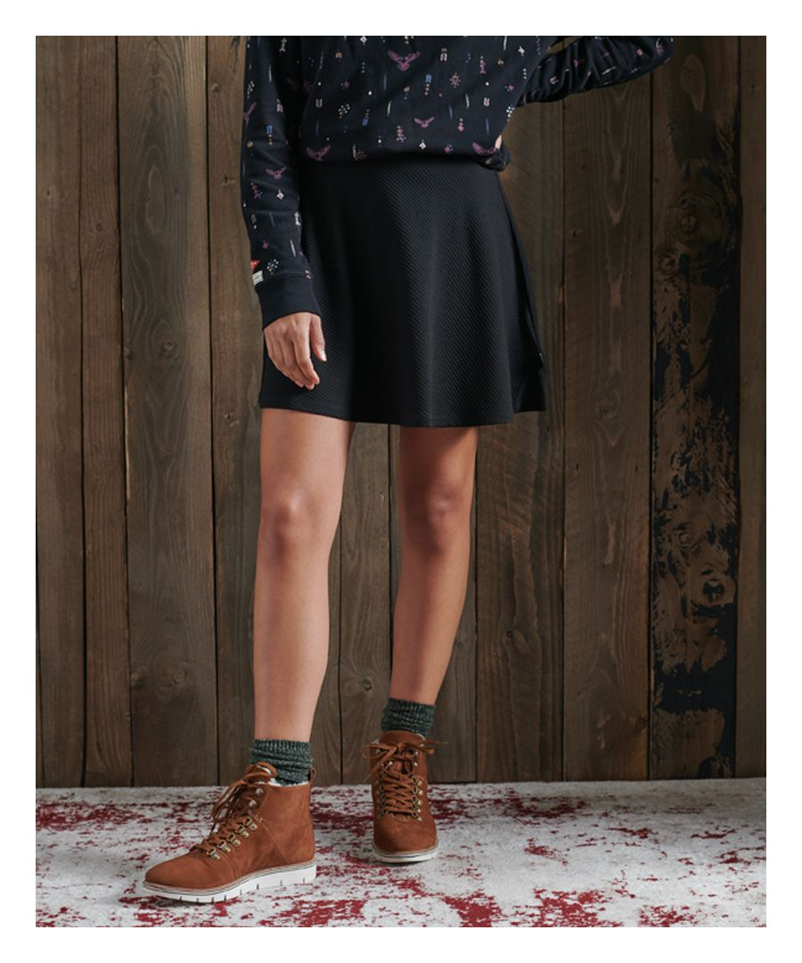 Image for Superdry Riley Skater Skirt