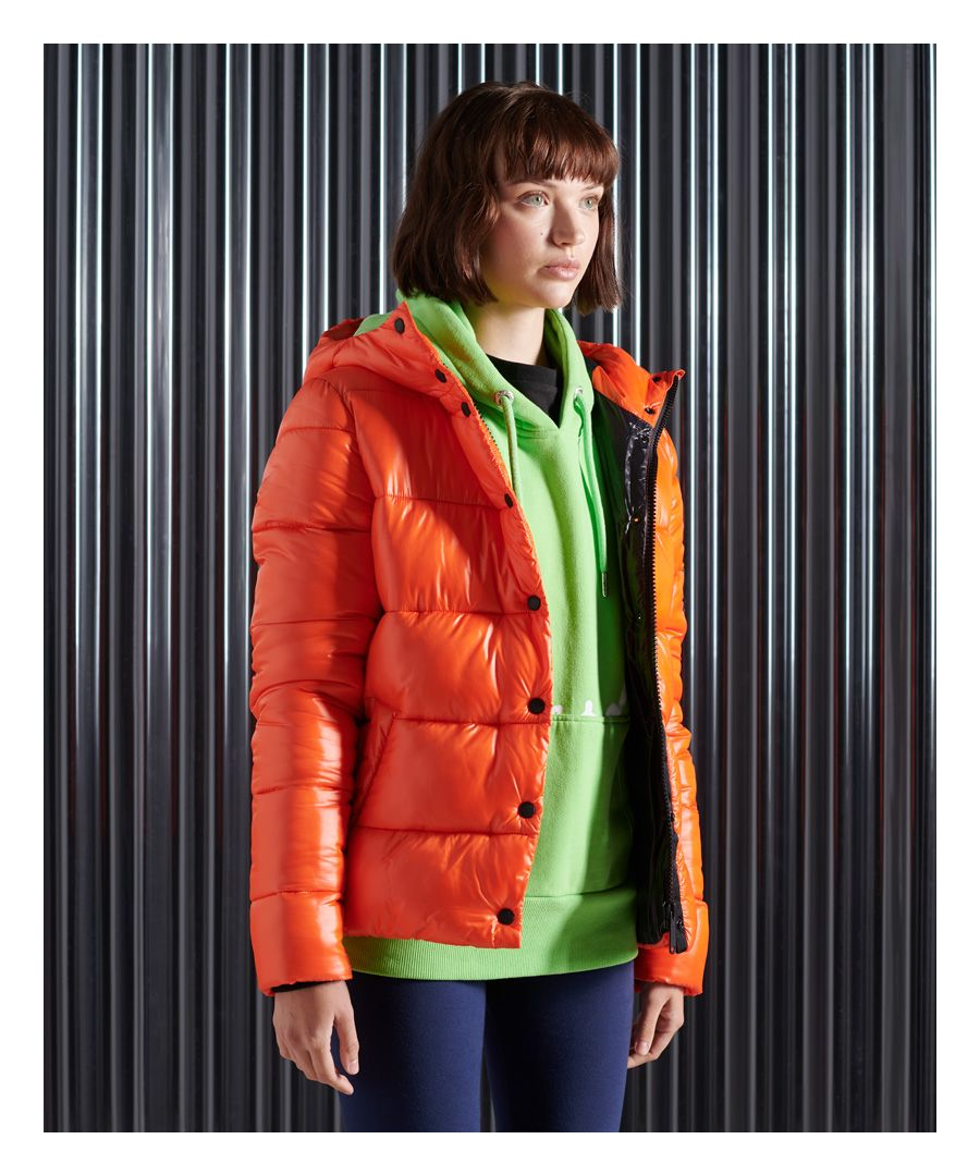 Image for Superdry High Shine Toya Jacket