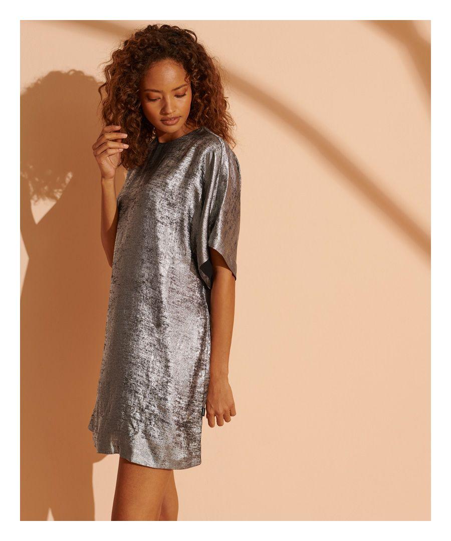 Image for Superdry Rocker T-Shirt Dress