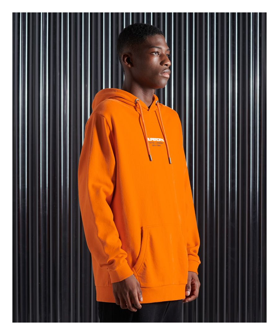 Image for Superdry City Code Hoodie