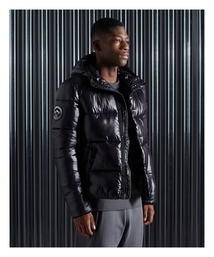 Image for Superdry High Shine Padded Jacket