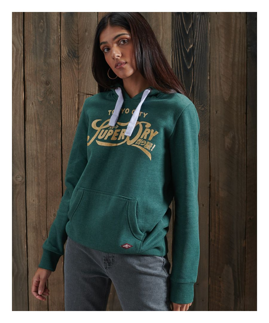 Image for Superdry Limited Edition Graphic Standard Hoodie