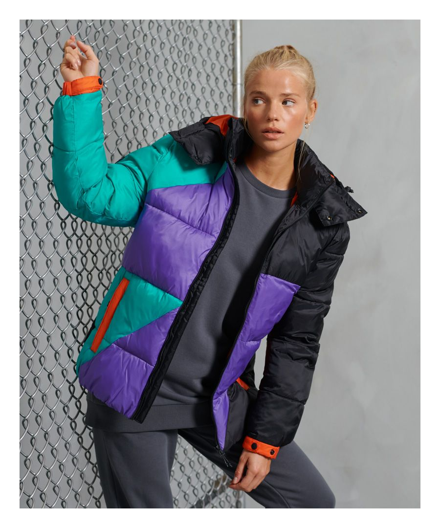Image for Superdry Unisex Sportstyle Energy Puffer Jacket