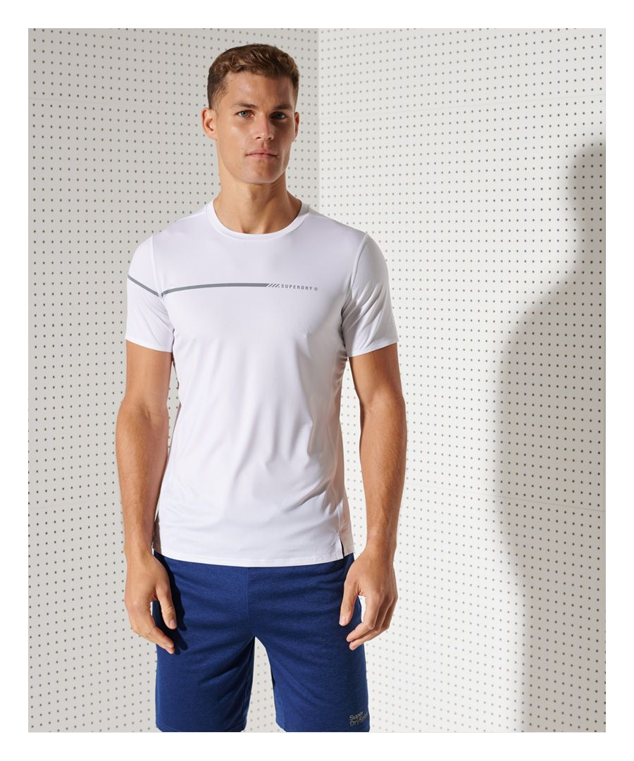 Image for Sport Training Cooling Track T-Shirt