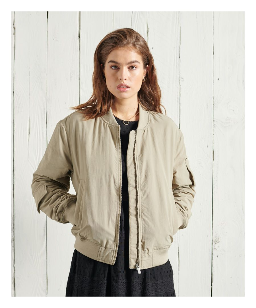 Image for Superdry Nevada Non-Hooded Bomber Jacket