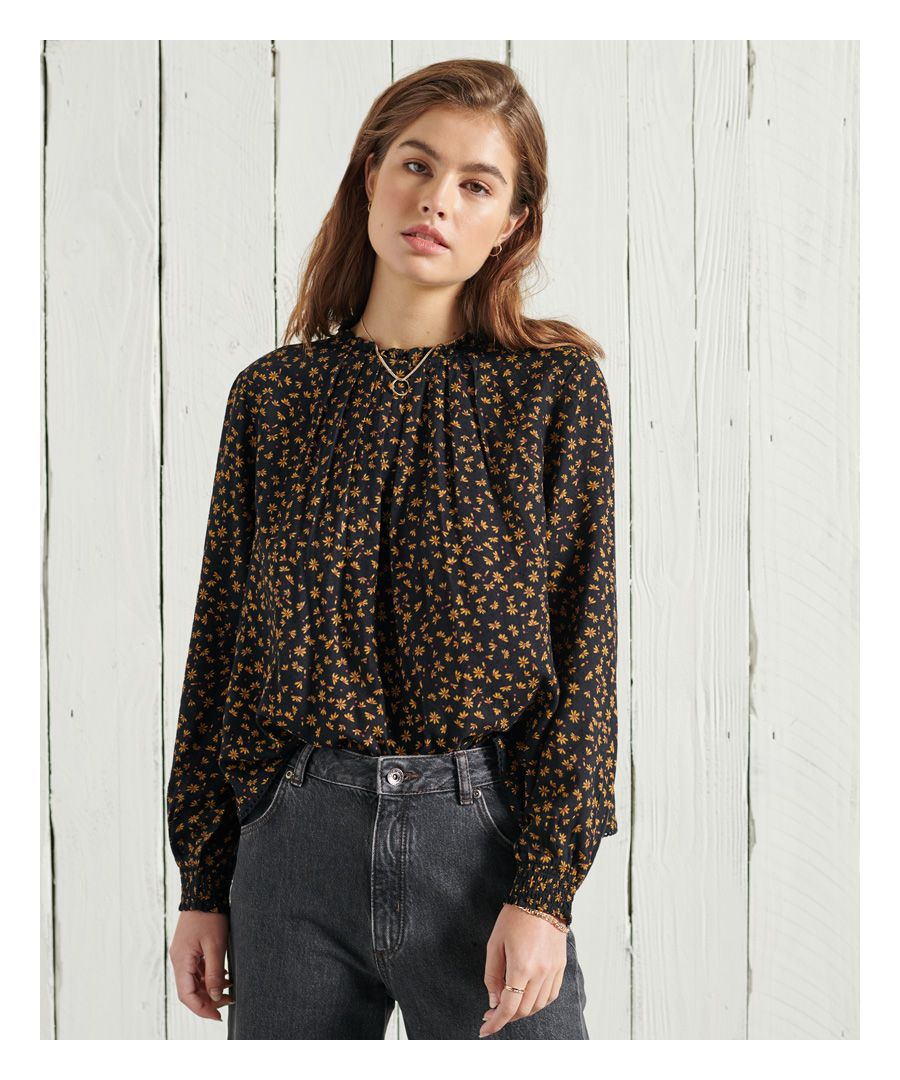Image for Superdry Richelle High Neck Top