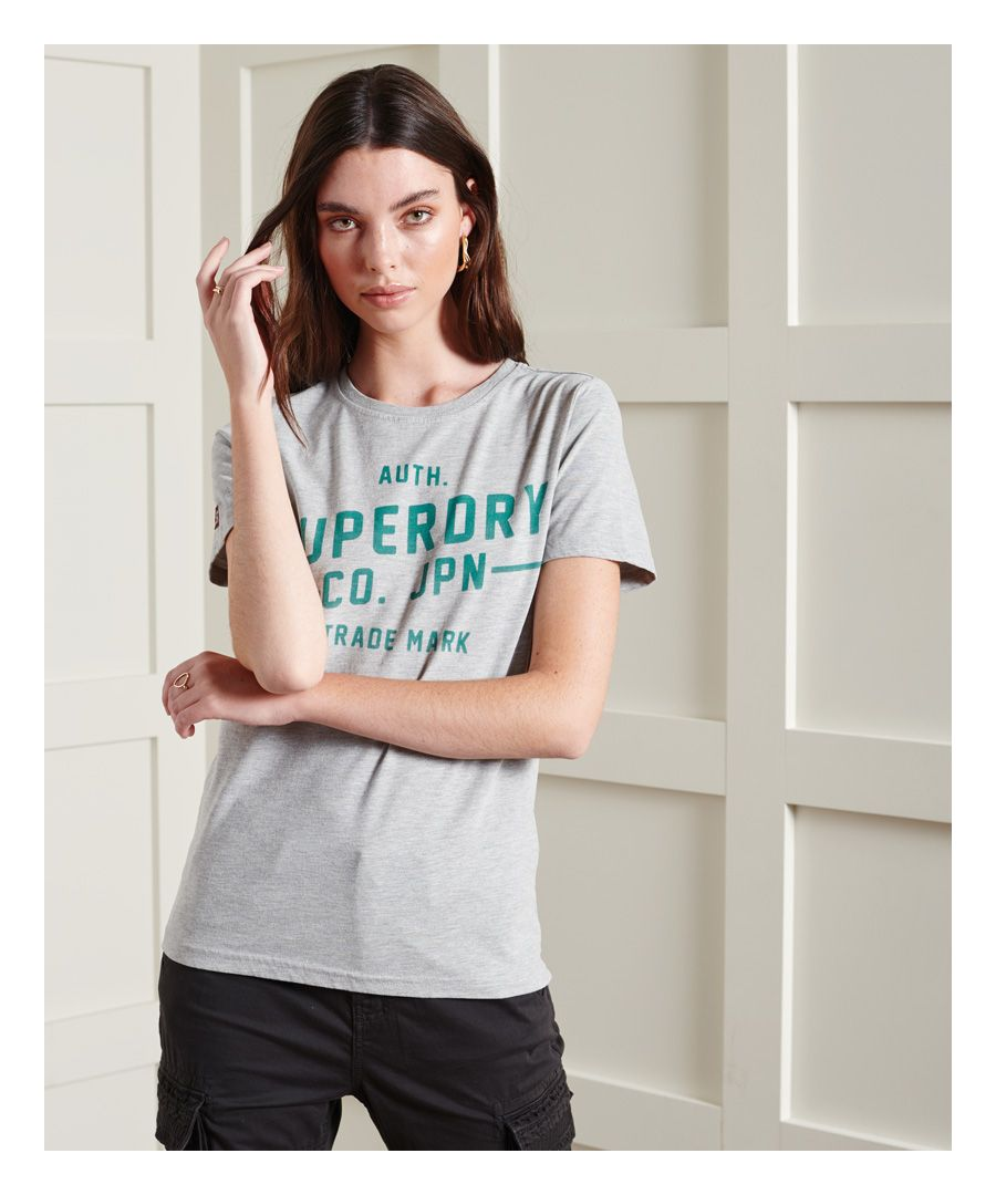 Image for Superdry Limited Edition Soft Print T-Shirt